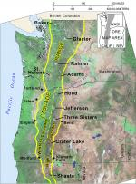 Cascade Range svg