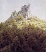 Caspar David Friedrich svg