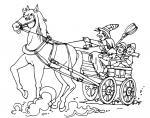 Cavallo coloring