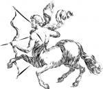 Centaur svg