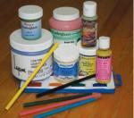 Ceramic coloring
