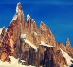 Cerro Torre coloring
