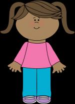 Little Girl clipart