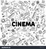 Cinema coloring