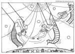 Circus coloring