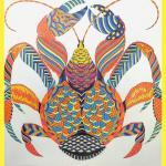 Coconut Crab coloring
