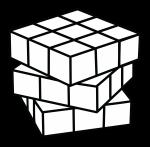 Cube coloring