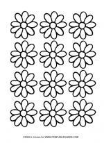 Daisy coloring