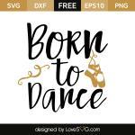 Dance svg