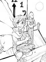 Darren Shan coloring