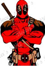 Deadpool svg
