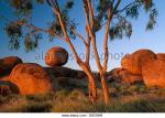 Devils Marbles coloring