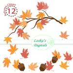 Digital Leave clipart