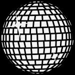 Disco Ball coloring