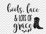 Divine Grace svg