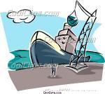 Docks clipart