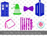 Doctor Who svg