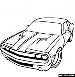 Car coloring