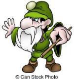 Dwarf clipart