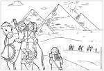 Pyramid coloring
