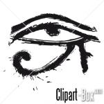 Eye Of Horus clipart