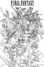Final Fantasy coloring