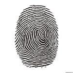 Finger Print clipart
