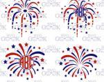 Fireworks svg