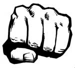 Fist clipart