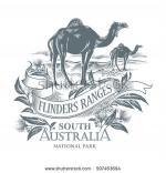 Flinders Ranges coloring