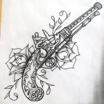 Flint Lock coloring