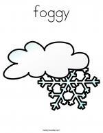 Fog coloring