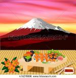 Fujiyama clipart