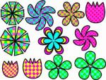 Funky clipart