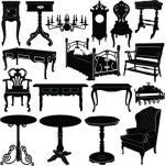 Furniture svg