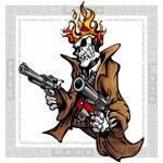 Ghostrider clipart