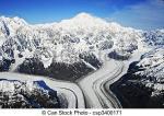 Glacier clipart