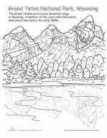 Lewis Range coloring