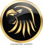 Golden Eagle clipart