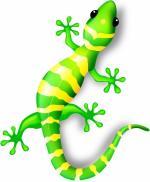 Lizard svg