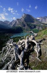 Grinnell Glacier clipart