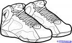 Shoe coloring