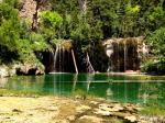 Hanging Lake clipart