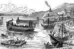 Harbor clipart
