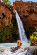 Havasu Falls clipart