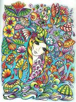 Haven coloring