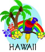 Hawaii clipart