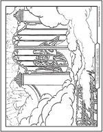 Hells Gate coloring
