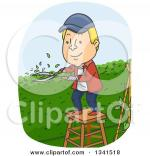 Hedges clipart