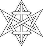 Hexagram coloring